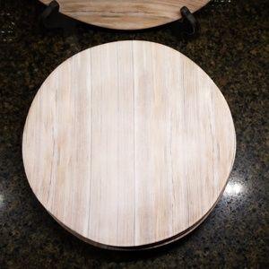 Set of 6 melamine 10 inch plates NEW
